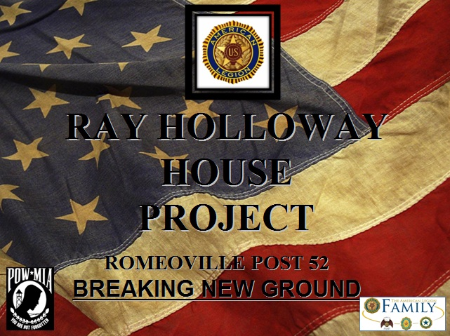 The Ray Holloway House Project