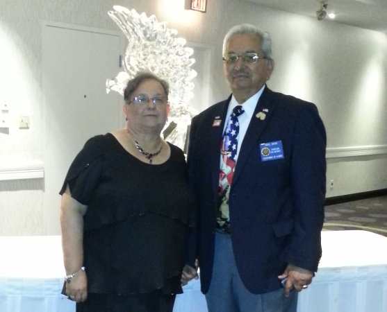 American Legion Post 52 Romeoville 2014 Department Commanders Banquet